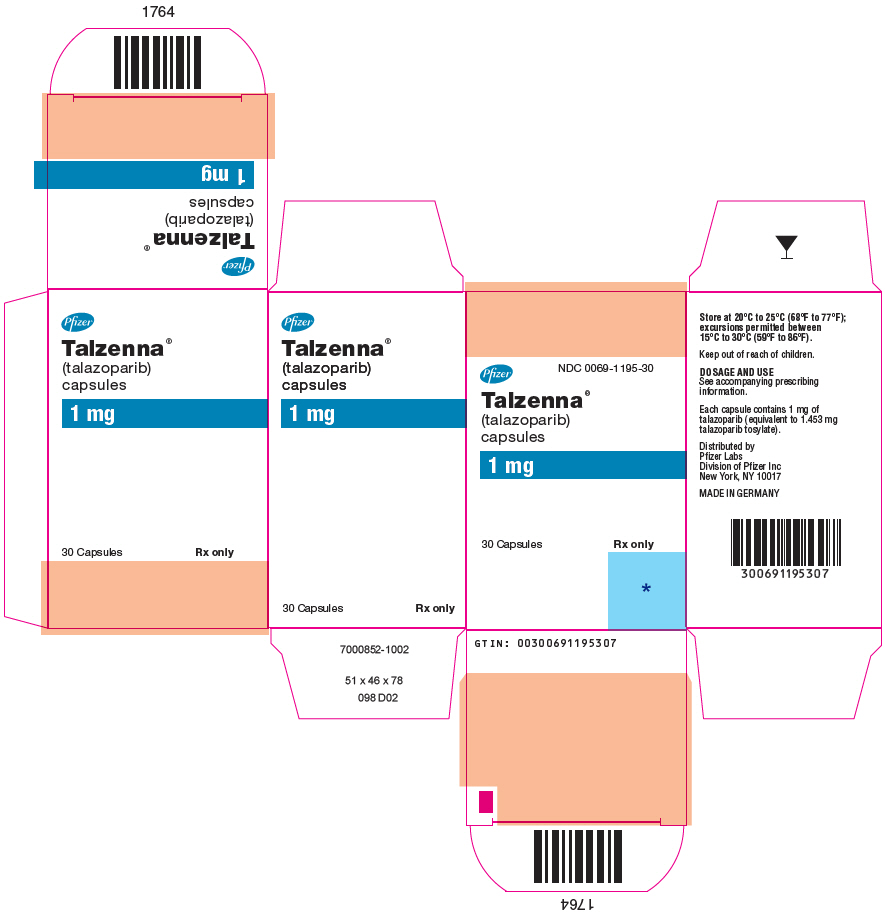 PRINCIPAL DISPLAY PANEL - 1 mg Capsule Bottle Carton